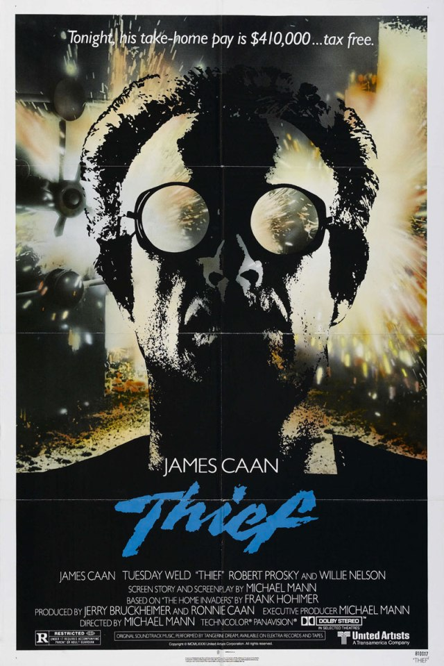 Thief US poster