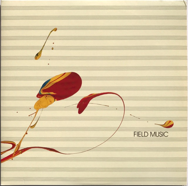 Field Music 2010 Measure LP