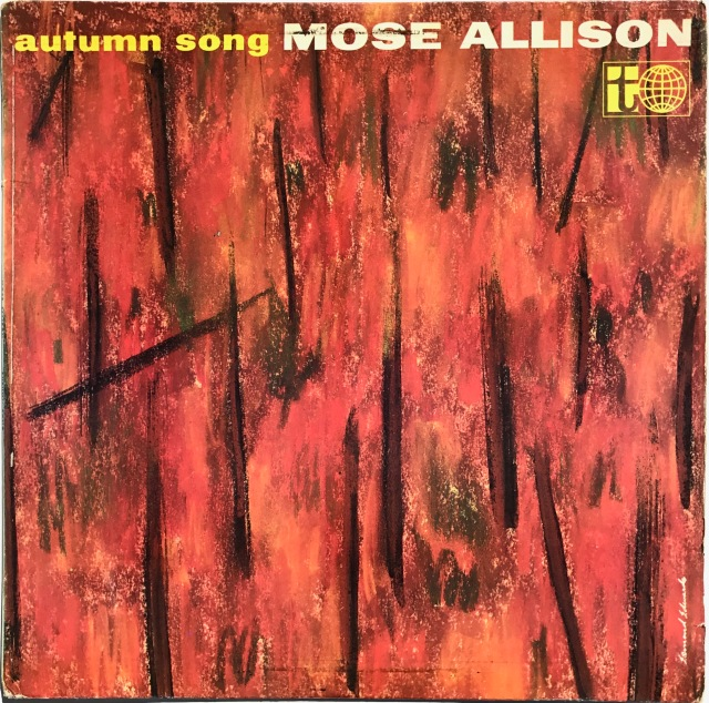 Mose Allison - Autumn Song