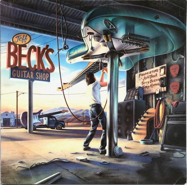 Jeff Beck's Guitar Shop LP