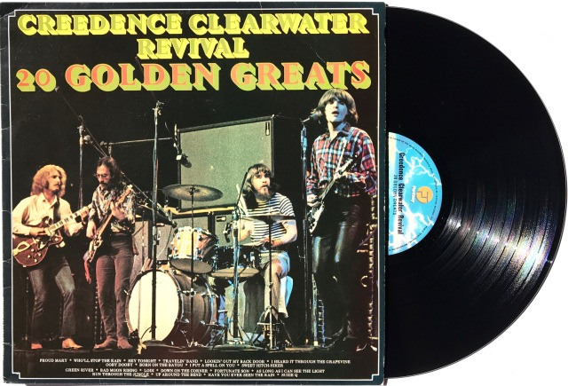 Creedence Clearwater Golden Greats