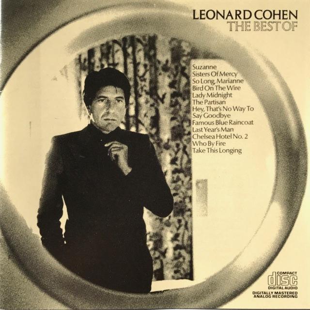 Leonard Cohen Greatest