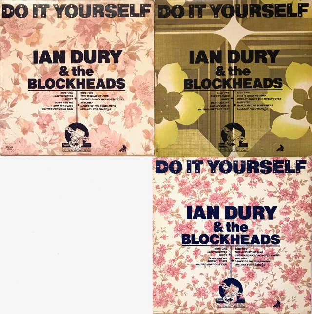 2016 some album covers ian dury do it yourself solutioingenieria Choice Image