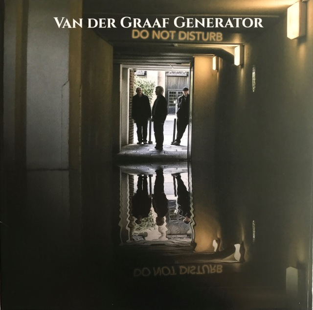 Van Der Graaf Generator Do Not Disturb LP