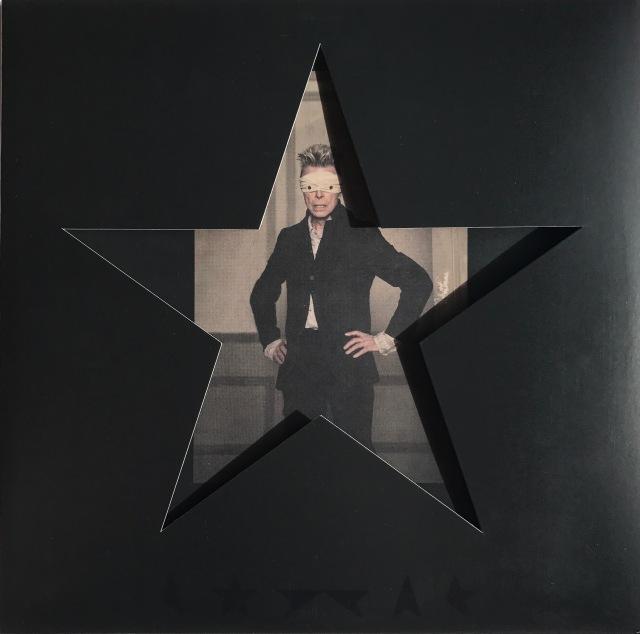 Bowie Blackstar LP