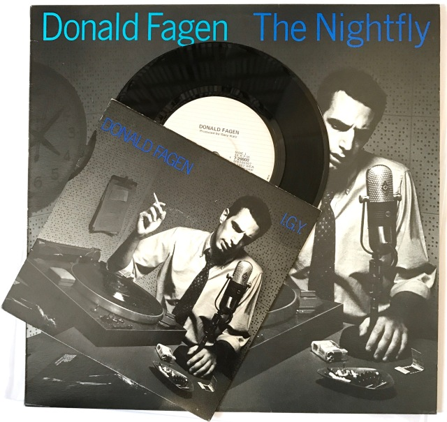 Donald Fagen - The NIghtfly LP