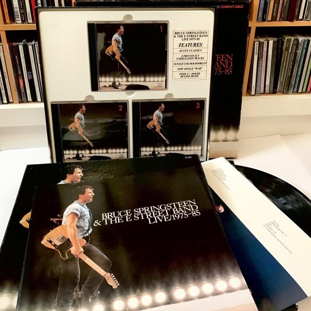 Bruce Springsteen Live 1975-85