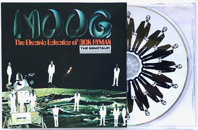 Dick Hyman - Moog Electric eclectics
