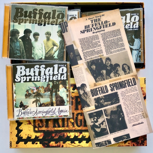 Buffalo Springfield Box