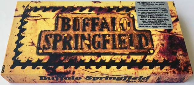 Buffalo Springfield Box Set 4CD
