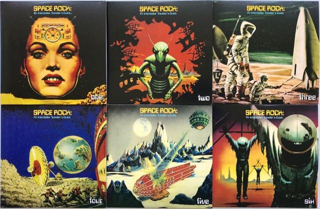 Space Rock 6CD box set 2016