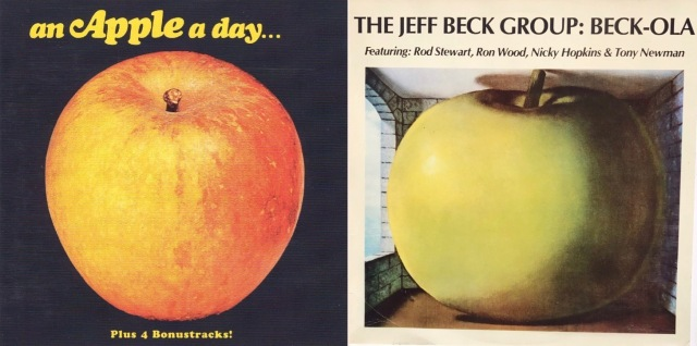 Jeff Beck Apple