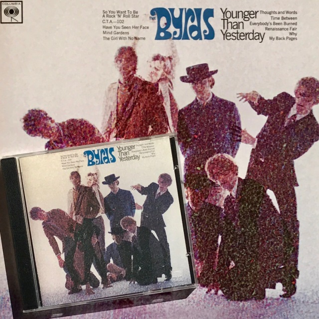 Byrds LP + CD