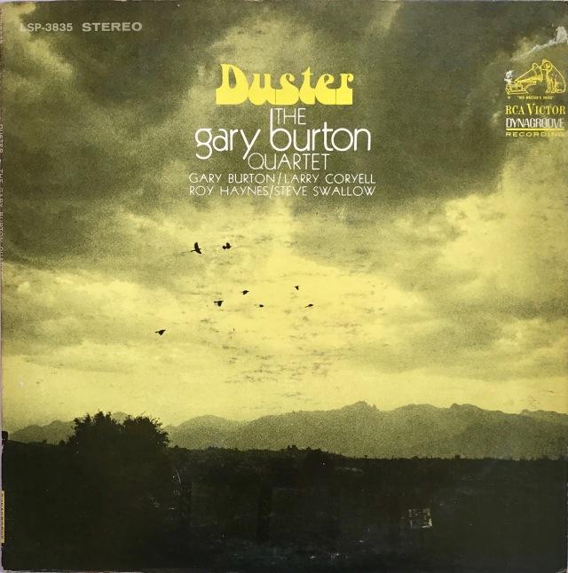 Gary Burton - Duster LP