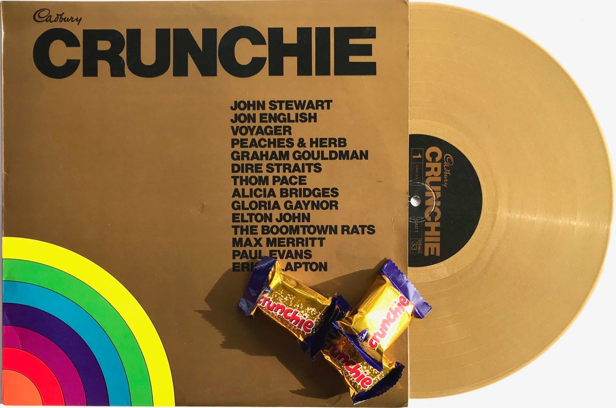 CRUNCHIE HITS