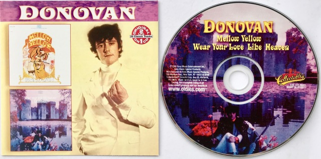 Donovan Mellow Yellow 1967