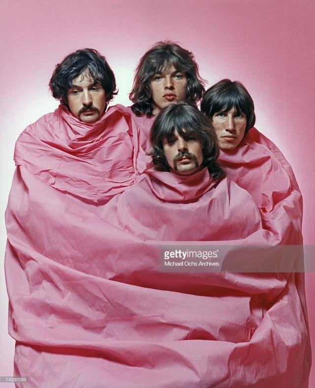 Pink Floyd 1968