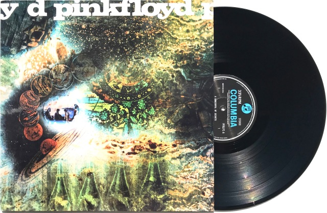 Pink Floyd - Saucerful of Secrets LP