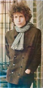 Dylan Blonde on Blonde LP