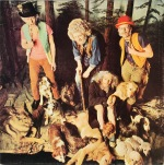 Jethro Tull This Was LP