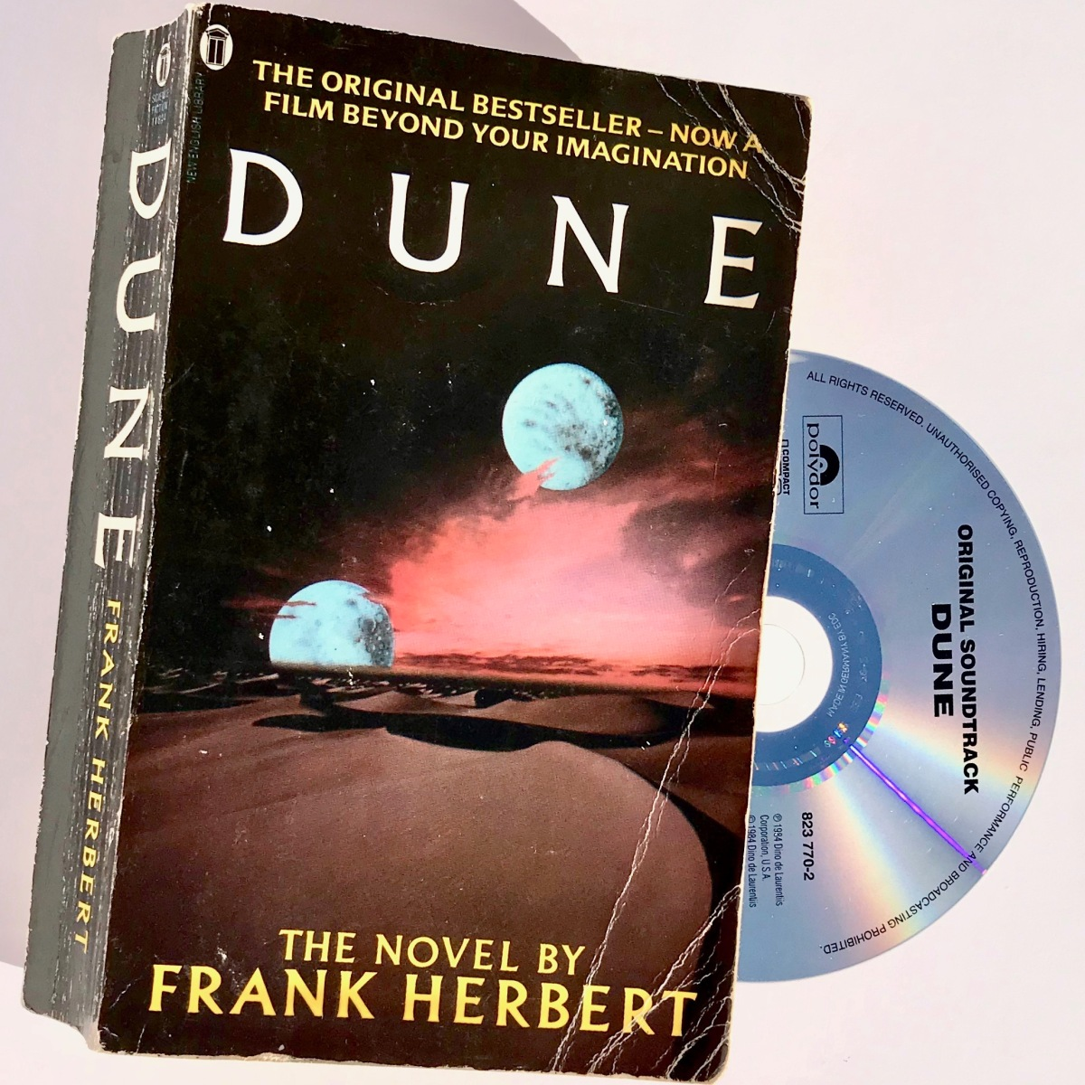 DUNE, CHAPTER TWO