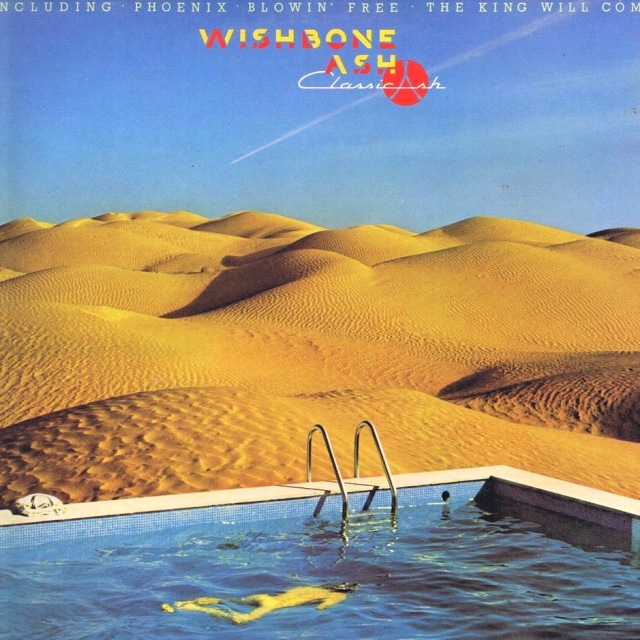 4 Wishbone Ash Classic dune