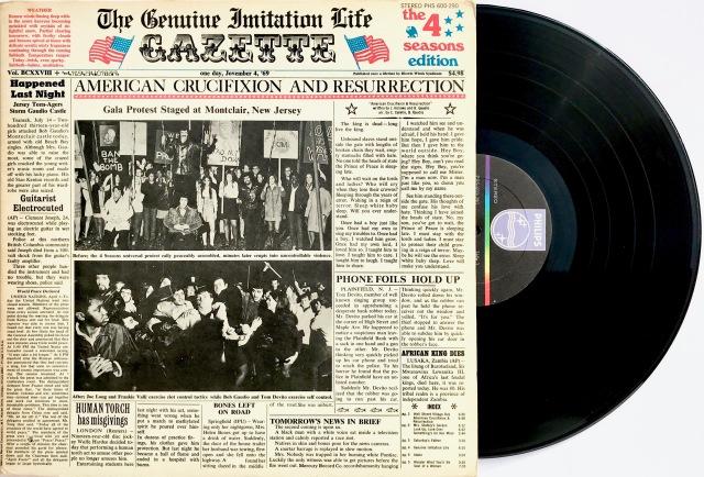Eight 1968 Albums