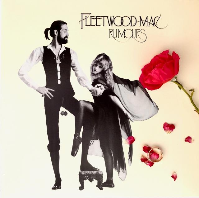 Fleetwood Mac Rumours vinyl LP