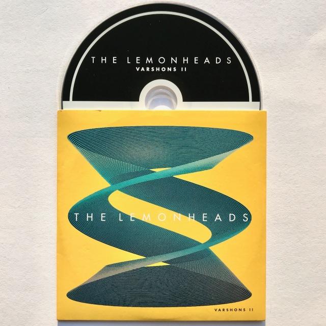 Lemonheads Varshons II CD review