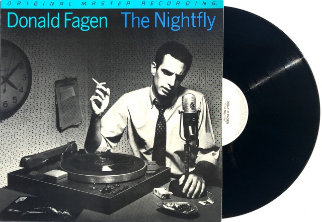 Donald Fagan Nightfly MoFi