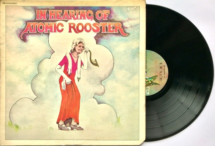 In Hearing Of Atomic Rooster LP